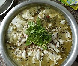 开胃酸菜鱼的做法