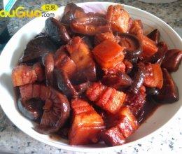 腐乳香菇红烧肉的做法