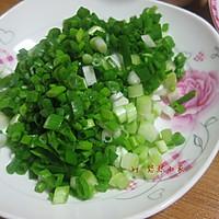 冬日暖汤——小葱疙瘩汤的做法图解3