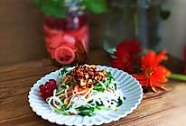 香菜萝卜丝#快手又营养,我家的冬日必备菜品#的做法