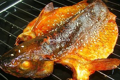 奧爾良烤魚