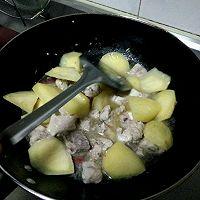 土豆排骨的做法图解4