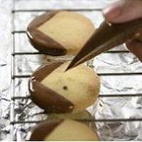 可爱娃娃饼干 的做法图解12