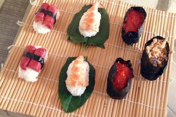 便当寿司的做法