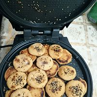 芝麻红薯饼的做法图解4