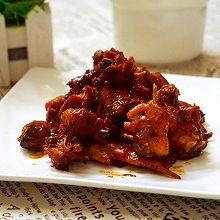 家乡的味道:红烧鸡块
