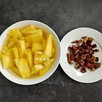 #春季减肥,边吃边瘦#  菠萝薏米银耳汤的做法图解5