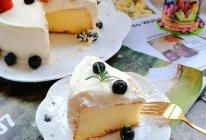超绵密的戚风蛋糕(六寸)#豆果10周年生日快乐#的做法