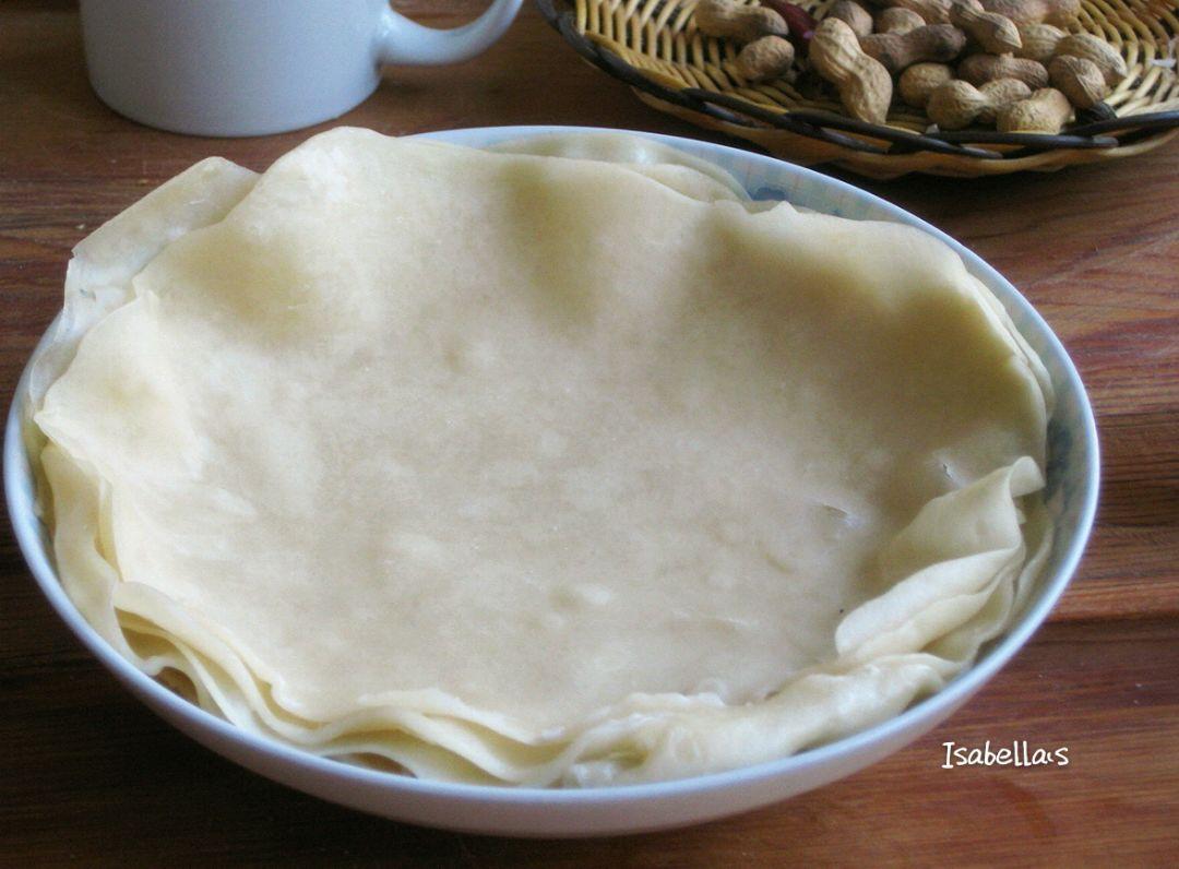 春饼(蒸,烙两种做法)的做法图解11