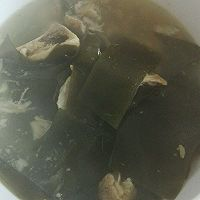 海带排骨汤的做法图解7