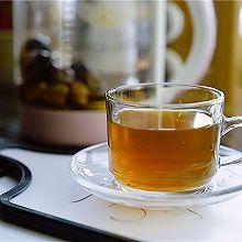荔枝红枣生姜茶