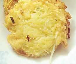 金丝土豆饼的做法