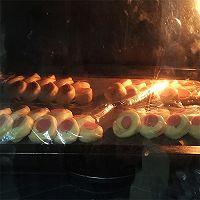 火腿肠麦穗咸面包的做法图解9