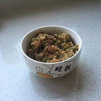 快手早餐|香菇豆角饭