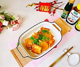 #百变鲜锋料理#鲍汁蚝油香锅豆腐土豆的做法