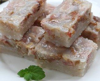 缅甸新葡京腊香芋头糕