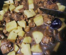 土豆炖鸡块✨的做法