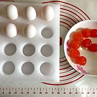 莲蓉蛋黄酥&杂花酥(黄油版)的做法图解3