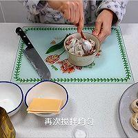 芝士培根芋泥烤口蘑—快手小食系列的做法图解10