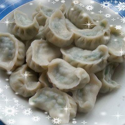 好吃、好做的韭菜饺子