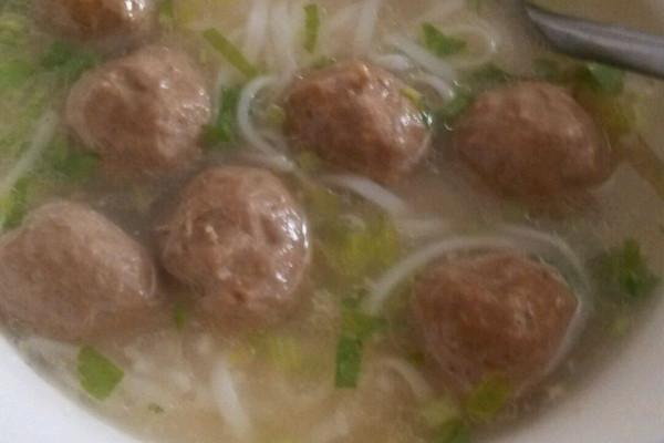 大喜大牛肉粉试用之潮汕牛肉丸粿条的做法