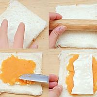 #丘比三明治#满足味蕾的薯香芝士三明治卷的做法图解1