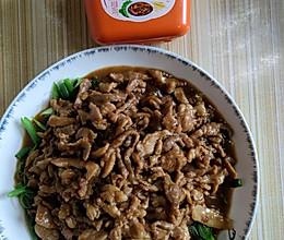#一勺葱伴侣,成就招牌美味#京酱肉丝~的做法