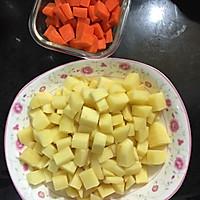 咖喱鸡丁的做法图解3