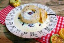牛奶桂花炖梨的做法