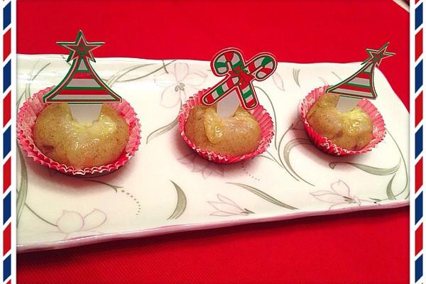 圣诞版芝士焗土豆球的做法