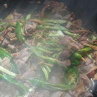 云南味思茅菜~野生甜笋炒肉