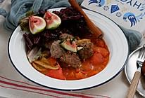 茄汁牛肉丸的做法