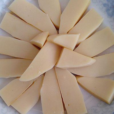 自制豌豆粉