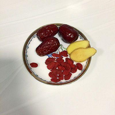 女人汤—乌鸡红枣枸杞四物汤的做法 步骤3
