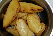 烤箱版烤红薯干的做法