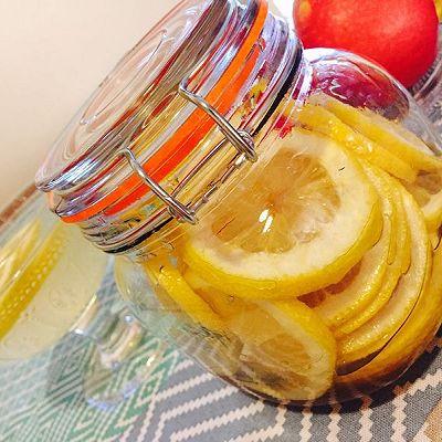 蜂蜜柠檬茶,一样的简单,不一样的酸甜