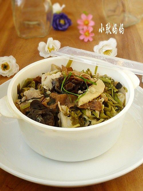 苏北新年必吃的菜——十祥菜的做法