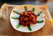 #利仁电饼铛试用之照烧铁板鲜鱿的做法