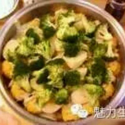 """食尚健康新美食""""一锅十三莱""""的做法 步骤5"""