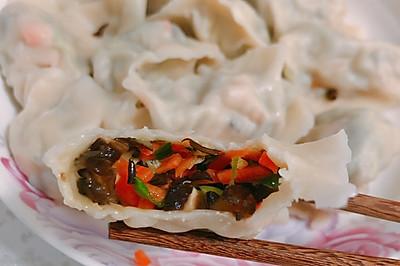 今天的饺子馋哭了一条街吃货