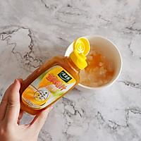 豌豆汁心饭团 太太乐鲜鸡汁蒸鸡原汤的做法图解5