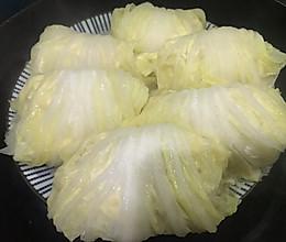 减脂:看一遍就会的大白菜鸡肉卷的做法