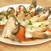 春节特辑| 开屏鱼的做法图解10