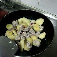 土豆排骨的做法图解3