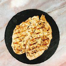 减肥餐~香煎鸡扒