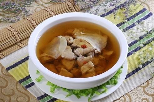 适合夏天喝的解暑汤——玉竹生津止渴汤的做法