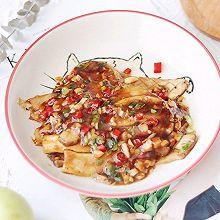 吃出肉味的香煎杏鲍菇➕太太乐鲜鸡汁蒸鸡原汤