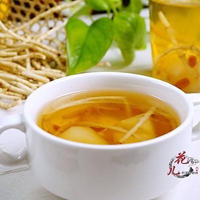 清热止咳好汤品——鱼腥草雪梨汤