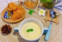 #餐桌上的春日限定#玉米火腿奶油浓汤的做法