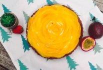 清凉甜品可可芒果挞的做法